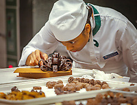 Culinary School, Johnson & Wales University, North Miami, Florida