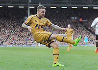 Football - 2016 / 2017 FA Cup - Fifth Round: Fulham vs. Tottenham Hotspur<br /> <br /> Kieran Trippier of Spurs at Craven Cottage.<br /> <br /> COLORSPORT/ANDREW COWIE