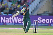 Greg Smith pulls during the Natwest T20 Blast quarter final match between Nottinghamshire County Cricket Club and Essex County Cricket Club at Trent Bridge, West Bridgford, United Kingdom on 8 August 2016. Photo by Simon Trafford.