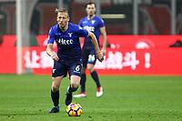 Milan-Lazio - Tim Cup 2017/18 - Semifinale di andata - Nella foto: Lucas Leiva  - Calcio Serie A - Lazio
