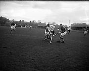 17/01/1953<br /> 01/17/1953<br /> 17 January 1953<br /> Leinster v Ulster Interprovincial Mens Hockey  at Londonbridge Road, Dublin. Ulster won the match 4-2.