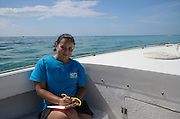 Vanessa Figueroa<br /> MAR Alliance Staff<br /> Hol Chan Marine Reserve<br /> Ambergris Caye<br /> Belize<br /> Central America