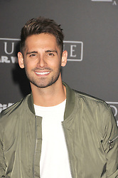 December 10, 2016 - Los Angeles, CA, United States of America - Jean Luc Bilodeau arriving at the Star Wars ''Rogue One'' World Premiere at the Pantages Theater on December 10 2016 in Hollywood, CA  (Credit Image: © Famous/Ace Pictures via ZUMA Press)
