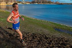 09-12-2018 NED: SPAR European Cross Country Championships, Tilburg<br /> Roy Hoornweg NED