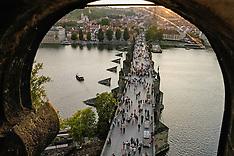 Karelsbrug, Praag, Tsjechë