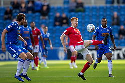 Rory Gaffney of Walsall - Mandatory by-line: Phil Chaplin/JMP - 07/09/2019 - FOOTBALL - JobServe Community Stadium - Colchester, England - Colchester United v Walsall - Sky Bet League Two