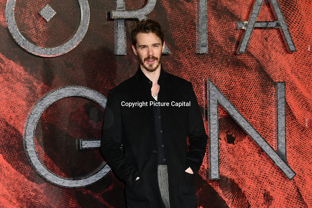 Arrivers at the Mortal Engines - World Premiere on 27 November 2018, London, UK