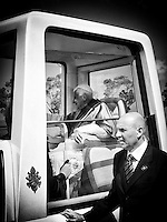 Brindisi. Santa Messa celabrata da Papa Benedetto XVI.