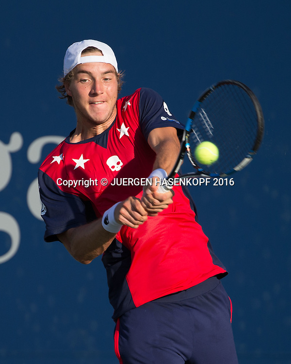 JAN-LENNARD STRUFF (GER)<br /> <br /> Tennis - US Open 2016 - Grand Slam ITF / ATP / WTA -  USTA Billie Jean King National Tennis Center - New York - New York - USA  - 30 August 2016.