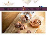 CLIENT: COUNTY FUDGE //     <br /> PROJECT: BROCHURE and WEBSITE //   <br /> DESIGN & DIRECTION: JAMES BERESFORD www.jamesbythesea.co.uk