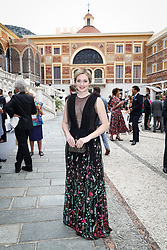 June 19, 2017 - Monaco, Monaco - 57th Monte-Carlo Television Festival cocktail at the Palace of Monaco. Cara Theobold. (Credit Image: © Visual via ZUMA Press)