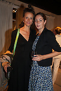 TRACY WORCESTER; THE MARCHIONESS OF WORCESTER; JESSICA LESLIE, The launch of Nicky Haslam for Oka. Oka, 155-167 Fulham Rd. London SW3. 18 September 2013.