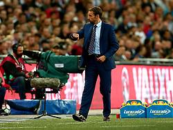 England Manager Gareth Southgate - Mandatory by-line: Robbie Stephenson/JMP - 04/09/2017 - FOOTBALL - Wembley Stadium - London, United Kingdom - England v Slovakia - 2018 FIFA World Cup Qualifier