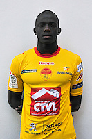 Bangaly Seydou Koita - 04.09.2014 - Photo officielle Orleans - Ligue 2 2014/2015<br /> Photo : Philippe Le Brech / Icon Sport