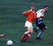 Finland - Netherlands 4.6.1991