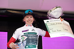 Lorena Wiebes (NED) retains the youth jersey during Ladies Tour of Norway 2019 - Stage 3, a 125 km road race from Moss to Halden, Norway on August 24, 2019. Photo by Sean Robinson/velofocus.com