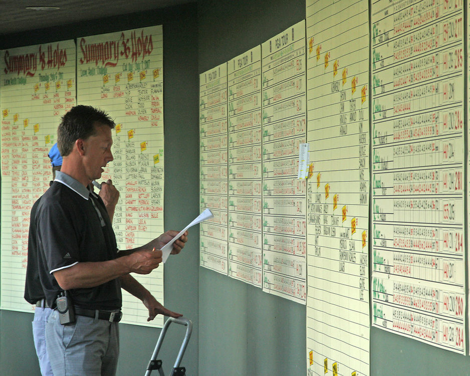 LeCom Health Challenge Web.com PGA Tour at Peek n Peak July 9, 2017 photo by Mark L. Anderson