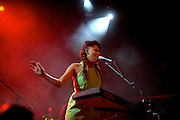 London 01/10/08: VV Brown, Kentish Town Forum