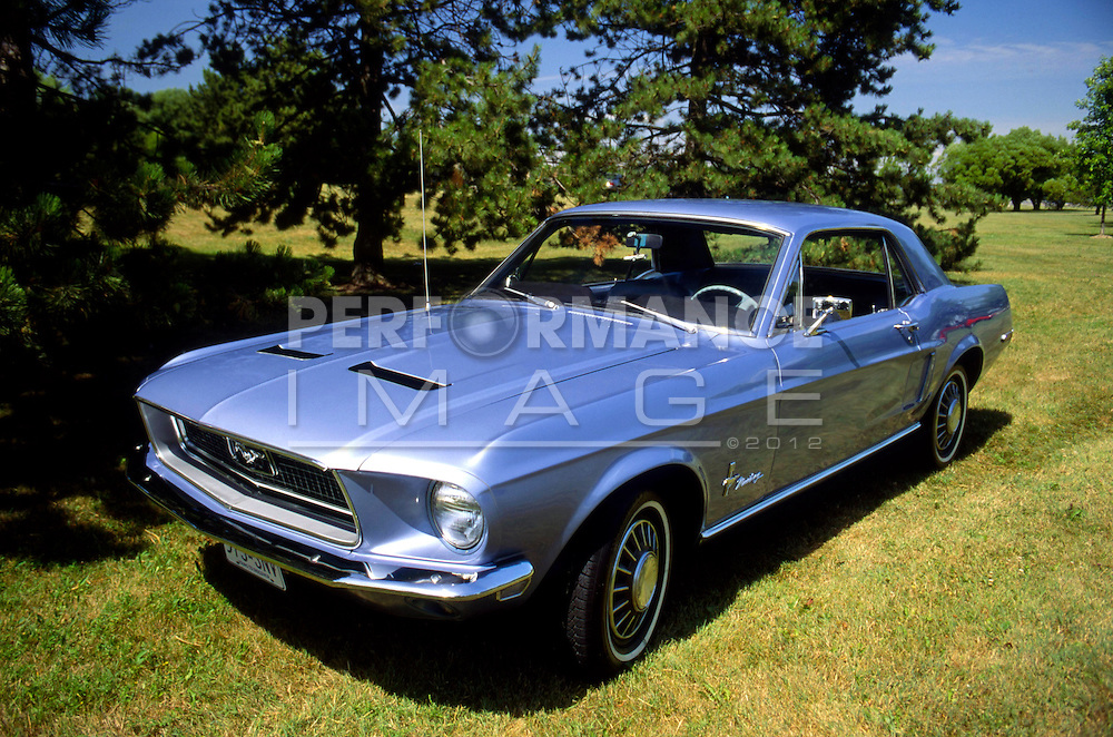 1968 Ford Mustang Coupe