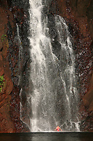 Jul 26, 2007 - Darwin, Northern Territory, Australia - Wangi Falls in Litchfield National Park. (Credit Image: © Marianna Day Massey/ZUMA Press)