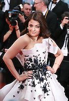 Aishwarya Rai Bachchan at the gala screening for the film Youth at the 68th Cannes Film Festival, Wednesday May 20th 2015, Cannes, France.