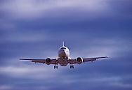 Phoenix Sky Harbor International Airport, Airplane Landing