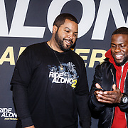 NLD/Amsterdam/20160116 - Photocall en premiere Ride Along 2, Ice Cube en Kevin Hart