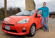 Toyota Prius C - Ames, Iowa - March 29, 2012