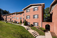 Exterior photo of the Swimming Pool at Kenilworth at Charles Apartments by Jeffrey Sauers of Commercial Photographics