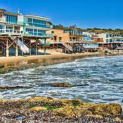 Malibu CA,  Beachfront City