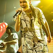 "WASHINGTON, DC - December 15th, 2014 - Jesse J  performs  ""Bang Bang"" during HOT 99.5's Jingle Ball 2014 at the Verizon Center in Washington, D.C. (Photo By Kyle Gustafson / For The Washington Post)"