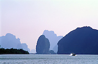 Thailande - <br /> Phangnga province - Ao Phangnga - Ao Phang Nga national park