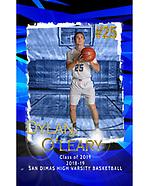 SDHS 2018-19 Boys Varsity Basketball