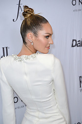 September 5, 2019, New York, NY, USA: September 5, 2019  New York City..Candice Swanepoel attending The Daily Front Row Fashion Media Awards arrivals on September 5, 2019 in New York City. (Credit Image: © Kristin Callahan/Ace Pictures via ZUMA Press)