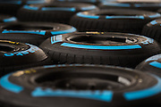 October 23-25, 2015: United States GP 2015: Pirelli wet tire
