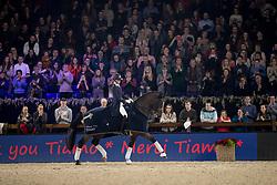 Verwimp Jorinde, BEL, Tiamo<br /> Vlaanderens Kerstjumping - Memorial Eric Wauters - Mechelen 2018<br /> © Hippo Foto - Dirk Caremans<br /> 29/12/2018