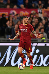 May 12, 2019 - Roma, Italia - Foto Alfredo Falcone - LaPresse.12/05/2019 Roma ( Italia).Sport Calcio.Roma - Juventus.Campionato di Calcio Serie A Tim 2018 2019 - Stadio Olimpico di Roma.Nella foto:kolarov..Photo Alfredo Falcone - LaPresse.12/05/2019 Roma (Italy).Sport Soccer.Roma - Juventus.Italian Football Championship League A Tim 2018 2019 - Olimpico Stadium of Roma.In the pic:kolarov (Credit Image: © Alfredo Falcone/Lapresse via ZUMA Press)