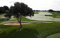 VILAMOURA - Algarve - Oceanico Victoria  Golfcourse, hole 1 ,   COPYRIGHT KOEN SUYK
