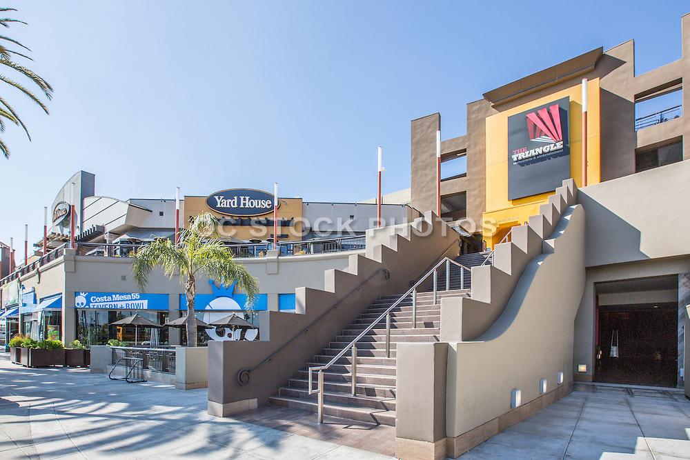 the triangle in costa mesa california socal stock photos oc stock photos. Black Bedroom Furniture Sets. Home Design Ideas