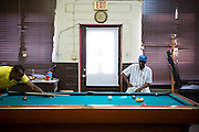 8 Ball Men's Social Club, Sparta, Ga. Photographed for The New York Times, 2016 | http://nyti.ms/2FXduGM