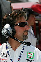 Michael Andretti, Michigan IRL race Firestone Indy 400, Michigan International Speedway, Brookly, MI USA,7/30/2006