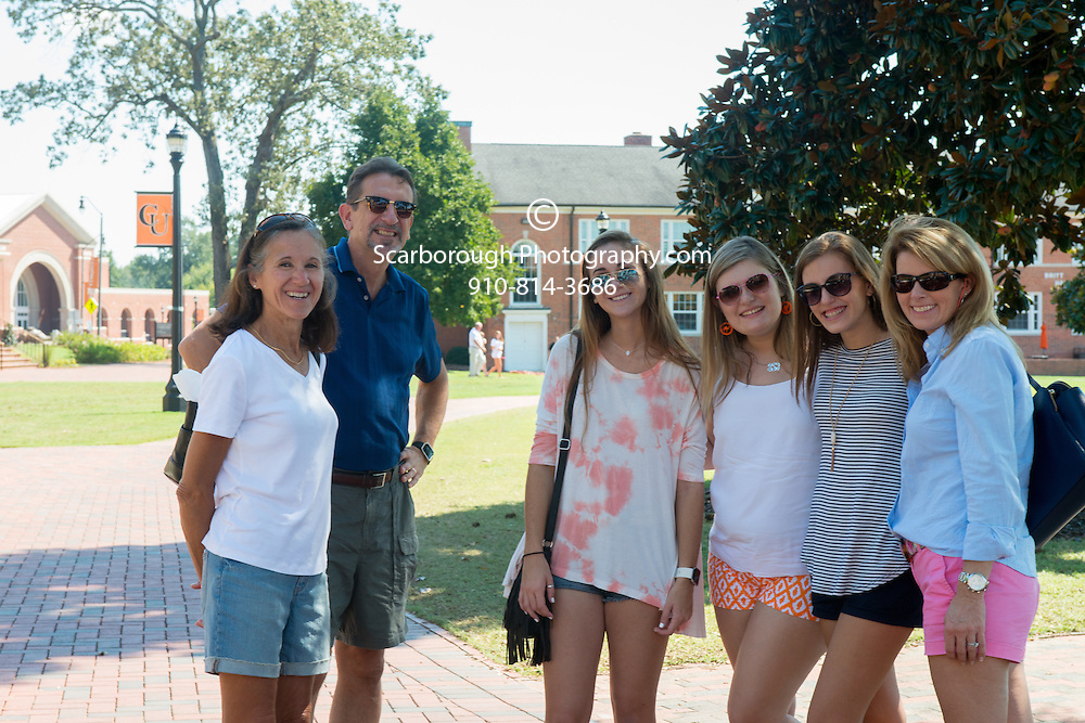 2016 Family Weekend at Campbell University