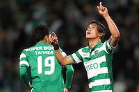 Fredy Montero - 14.12.2014 - Sporting / Moreirense - Liga Sagres<br />Photo : Carlos Rodrigues / Icon Sport