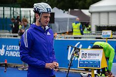 31 May 2015 - Vitality World Triathlon Hyde Park London.
