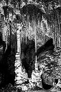 Images of the Carlsbad Caverns National Park World Heritage Site, New Mexico