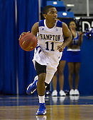 Hampton beats Howard 58-50
