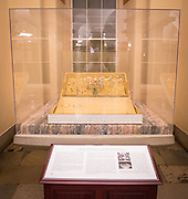 Magna Carta on display; Tour of the U.S. Capitol on Cathy Long's birthday