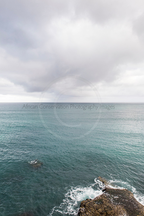 Clouds and sea, Arniston, Western Cape, South Africa