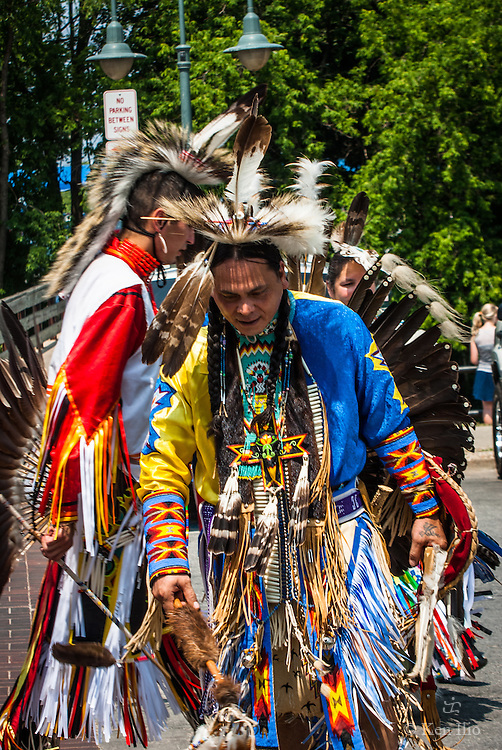 Native American tribe in Traverse City