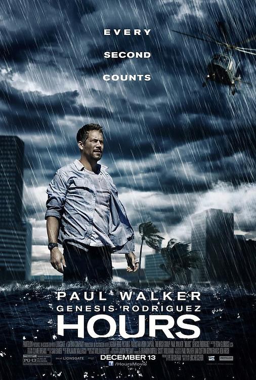 "Actor Paul Walker in ""Hours"" directed by Eric Heisserer."